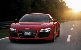 Siêu xe điện Audi R8 e-Tron sắp đi vào sản xuất