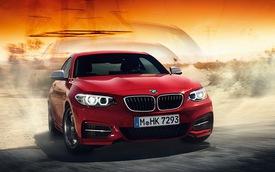 BMW M235i Coupe mới có giá 43.100 USD
