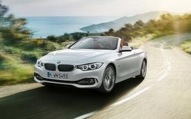 BMW công bố giá bán 4-Series Convertible