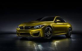 BMW hé lộ hình ảnh M3 và M4 trước giờ trình làng