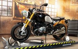 BMW R nineT đi vào sản xuất