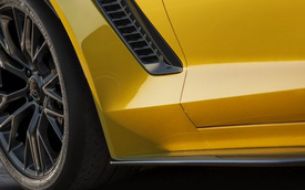 Chevrolet Corvette Z06 2015 sẽ ra mắt tại Detroit Auto Show 2014