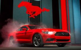Ford Mustang 2015: Hướng tới mục tiêu toàn cầu