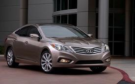 Hyundai Azera 2014: Giảm giá, thêm tính năng