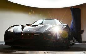 Công bố giá Koenigsegg Agera 2014