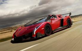 Những khoảng khắc đáng nhớ của Lamborghini trong năm 2013
