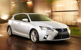 """Lexus nói """"không"""" với xe trị giá dưới 30.000 USD"""