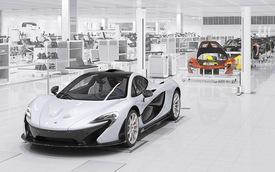 McLaren dùng công nghệ trên máy bay chiến đấu vào siêu xe mới