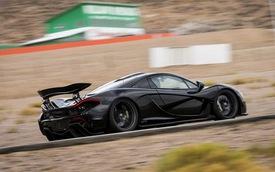 McLaren khoe thành tích ấn tượng của siêu xe P1