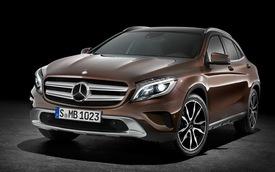 Mercedes-Benz bắt đầu nhận đơn đặt hàng cho GLA-Class