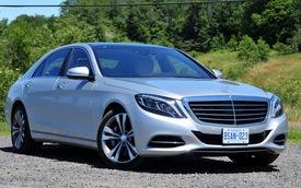Mercedes-Benz S-Class thế hệ mới lần đầu bị thu hồi