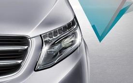 Mercedes-Benz hé lộ hình ảnh V-Class 2014