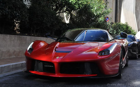 Alonso và Raikkonen sẽ được tặng siêu xe LaFerrari nếu vô địch F1