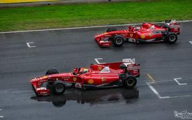 Những hình ảnh ấn tượng tại Ferrari World Finals 2013