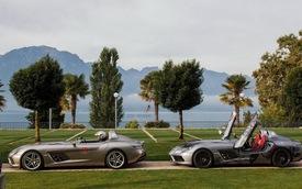 Câu lạc bộ SLR họp mặt tại Thụy Sĩ