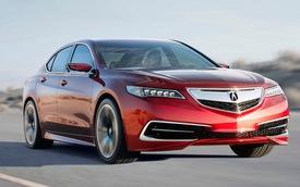 Acura TLX: Lực chọn mới trong dòng sedan hạng sang cỡ trung