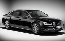 Audi A8 L Security: Không chỉ sang mà còn an toàn