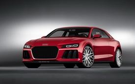 Audi và BMW chạy đua sản xuất đèn pha laser cho xe