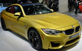 Công bố giá bán BMW M3 và M4 tại Mỹ
