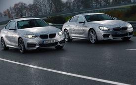 BMW khoe xe tự hành tại CES 2014