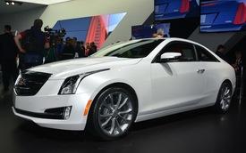 Cadillac ATS-V sẽ có công suất 431 mã lực