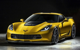 Chevrolet Corvette Stingray Z06 chính thức lộ diện