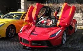 """Siêu xe Ferrari LaFerrari """"Số 1"""" có giá 3,25 triệu USD"""