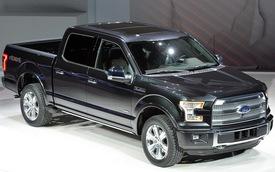 Ford F-150: Chiếc bán tải được mong đợi nhất