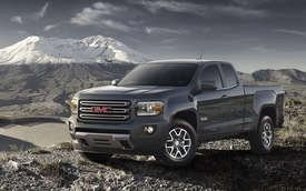 """GMC Canyon: """"Anh em"""" của Chevrolet Colorado"""