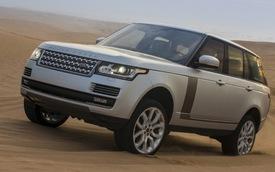 Land Rover Range Rover thế hệ mới dính án thu hồi