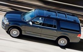 Lincoln Navigator - Lựa chọn mới cho dòng SUV hạng sang cỡ lớn