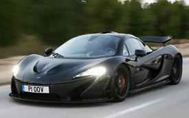 McLaren P1 - Vị Vua mới tại Nurburgring?