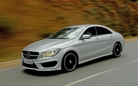 Mercedes-Benz phế ngôi BMW tại thị trường Mỹ