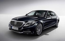 Mercedes-Benz S600: Dành cho những ông chủ thành đạt