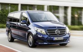 Mercedes-Benz V-Class: Sang trọng và hiện đại