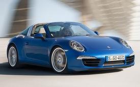 Porsche 911 Targa: Một chút hoài cổ