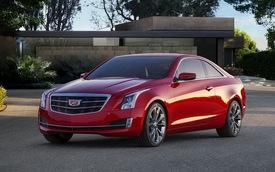 Cadillac ATS Coupe: Đối thủ mới của BMW 4-Series