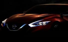 Nissan hé lộ mẫu sedan thể thao mới