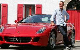Ferrari lên kế hoạch tổ chức sinh nhật cho Michael Schumacher