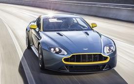 Aston Martin tiết lộ hai phiên bản đặc biệt mới