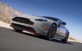 Không có logo AMG trên siêu xe của Aston Martin