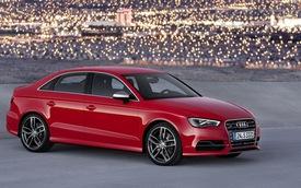 Audi S3 Sedan đến Mỹ với giá từ 41.000 USD