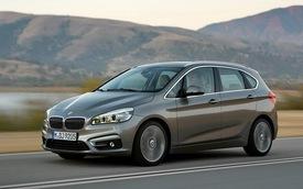BMW 2-Series Active Tourer nhỏ gọn nhưng rộng rãi hơn