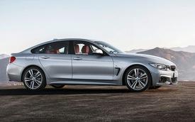 BMW 4-Series Gran Coupe chính thức trình làng