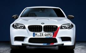 "BMW M ""chọi nhau"" với Mercedes-AMG"