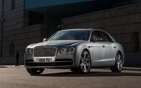 Bentley Flying Spur V8 2015: Thêm lựa chọn mới đến từ Bentley