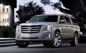Cadillac ATS Coupe và Escalade sẽ đến Geneva Motor Show 2014