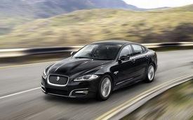 Jaguar giới thiệu XF R-Sport trước thềm Geneva 2014