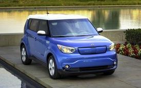 Kia Soul EV 2015: Xe điện siêu xanh