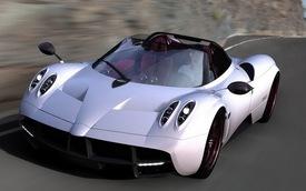 Siêu xe Pagani Huayra S hoặc Huayra Roadster sẽ lộ diện?